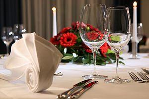 Deutsch: Gastronomie om Schlosshotel