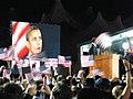 Barack Obama Rally in Grant Park November 4, 2008 (3005905084).jpg