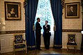 Barack Obama and Chris Lu in the Blue Room.jpg