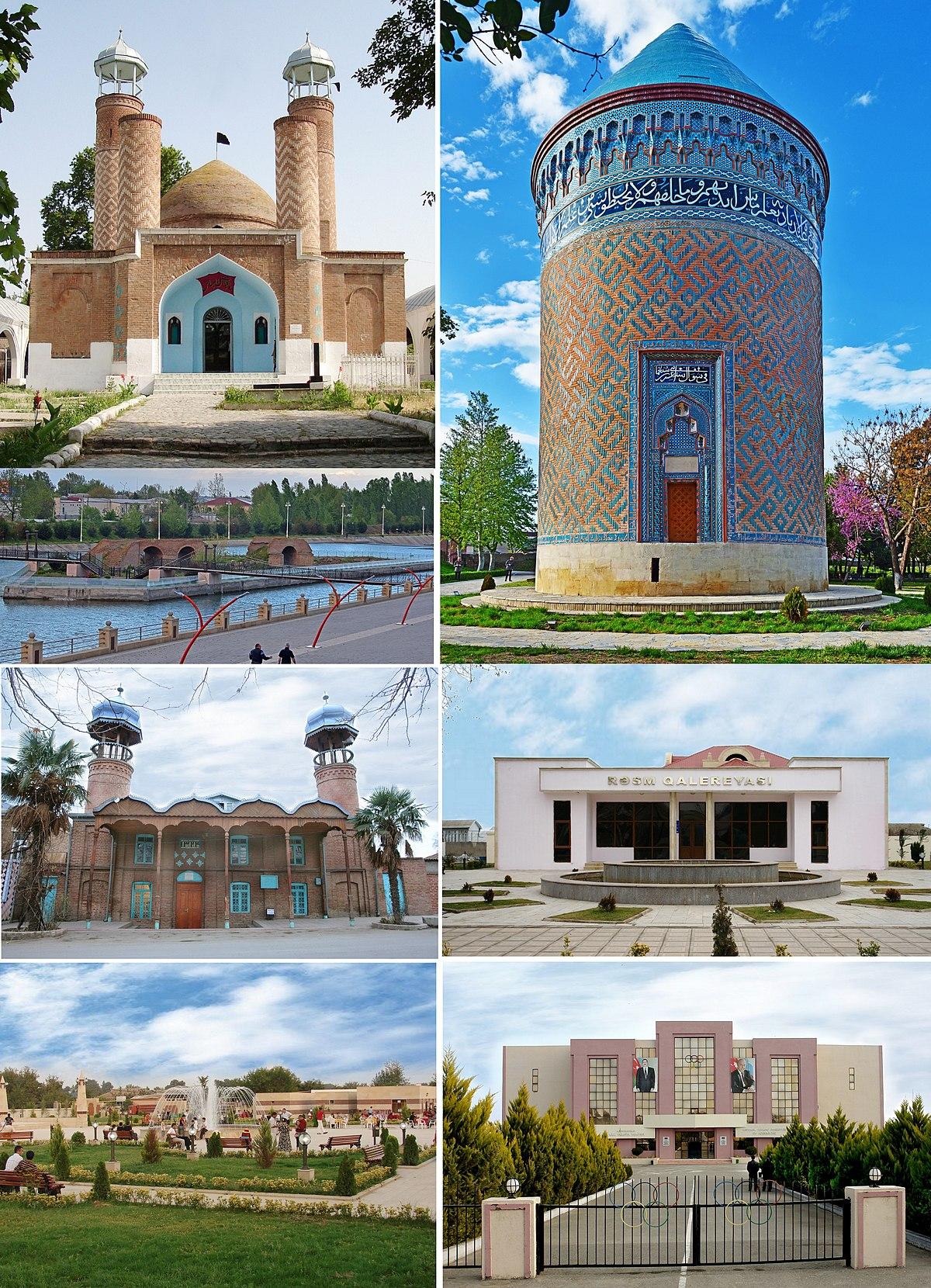 Barda Azerbaijan Wikipedia