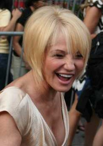 Ellen Barkin - Barkin at the Ocean's Thirteen premiere in 2007
