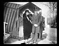 Baron and Baroness de Cartier de Marchienne, the Belgian Amb. and his wife at the New Years reception at Pan Amer. Bldg. LCCN2016891921.jpg