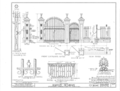 Barton Academy, Government Street, Mobile, Mobile County, AL HABS ALA,49-MOBI,34- (sheet 6 of 6).png