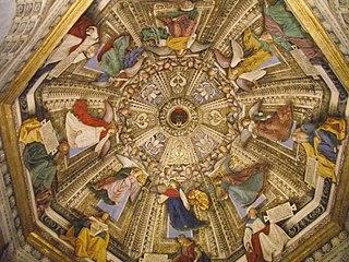 Sacristy of Saint Mark