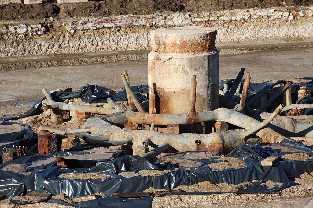 File bassin de latone au ch teau de versailles en 2013 - Bassin en cuivre versailles ...