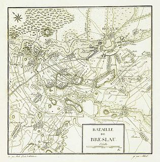 Battle of Breslau (1757) battle