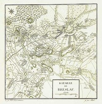 Siege of Breslau (1757) - Image: Bataille de Breslau