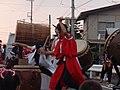 Batendo nos tambores em Kozakai - panoramio.jpg