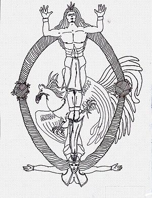 Diwata - Image: Bathala Diwata Philippinemythology