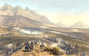 Battle of Buena Vista - Image: Battle of Buena Vista Nebel