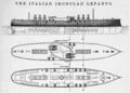 Battleship Lepanto - The Engineer 1883-04-13.png
