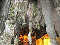 Batu Caves structure located at Batu Caves in Gombak district, north of Kuala Lumpur.jpg