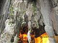 Batu Caves structure located at Batu Caves in Gombak district, north of Kuala Lumpur.jpg