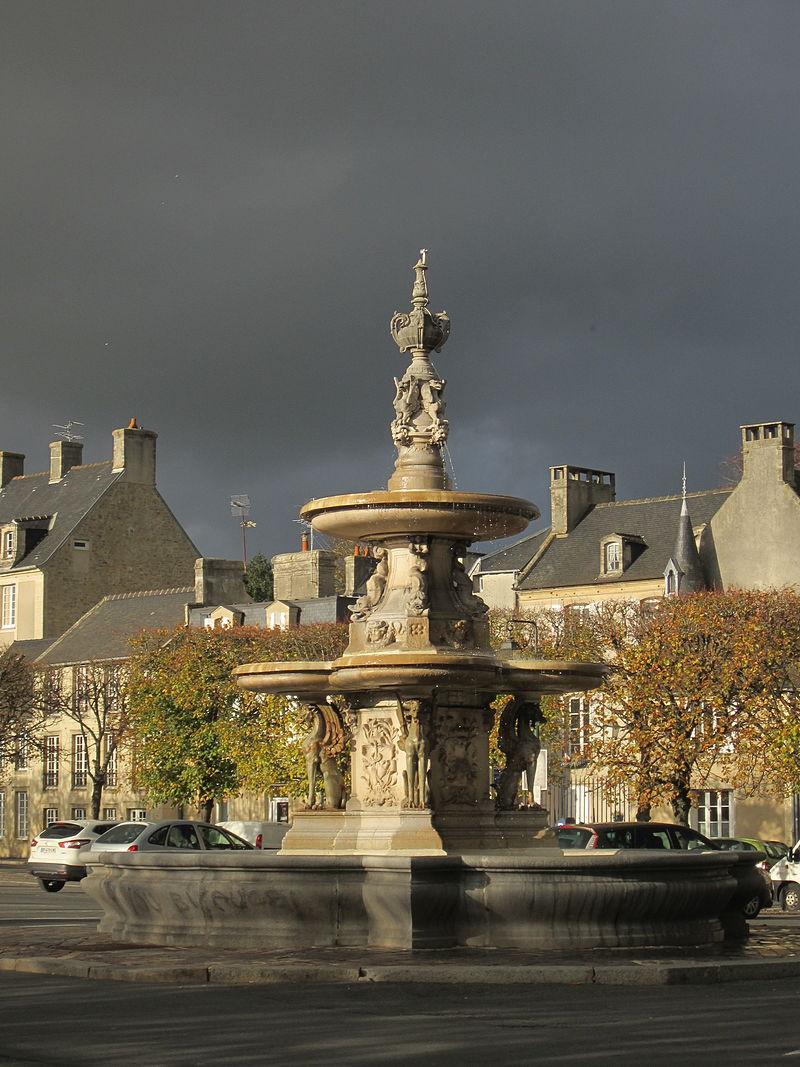 Bayeaux - Fontaine Saint-Patrice 07.JPG