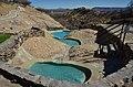 Bazénky v Ugab Terrace Lodge - Namibie - panoramio (1).jpg