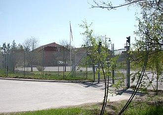 Skogås - Beatebergsanläggningen