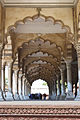 Beautiful Arches - Agra Fort.JPG