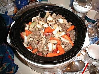 Stew - A beef stew
