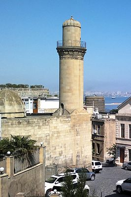 Beglar Mosque in Baku 2.jpg