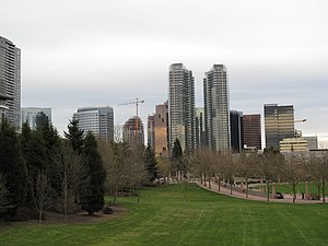 Bellevue, Washington Skyline.JPG