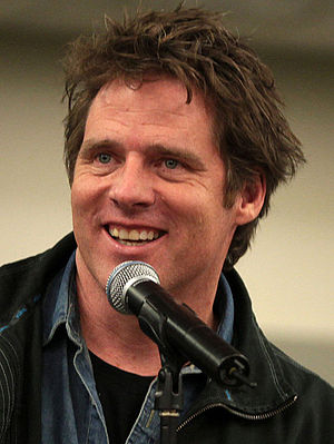 Ben Browder - Browder at the 2014 Phoenix Comiccon