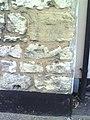 Benchmark on building on Ock Street near Crown Mews - geograph.org.uk - 2070702.jpg