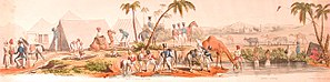 Bengal Army - Bengal troops in the 19th century (1840s)