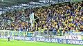 Benito Stirpe Frosinone vs Foggia curva nord - dal campo.jpg