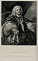 Benjamin Hoadly, Bishop of Winchester. Steel engraving by B. Wellcome V0049247.jpg