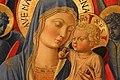 Benozzo gozzoli, madonna col bambino e snageli, 1460 ca. 02.jpg