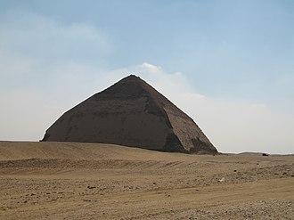 Dahshur - Sneferu's Bent Pyramid
