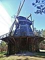 Bergi Ethnografisches Museum Bergi Vidzeme Windmühle 05.JPG