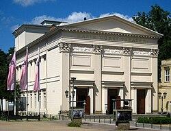 Berlin, Mitte, Maxim-Gorki-Theater 02.jpg