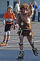 Berlin Inline Marathon Martin-Luther Strasse ecke hohenstaufen weitere laeufer 24.09.2011 17-13-11.jpg
