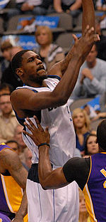 Bernard James Dallas Mavericks 2013 (cropped).jpg
