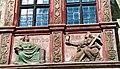 Bernburg (Saale), a detail of the Bernburg castle, image 6.jpg