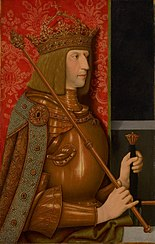 Portrait of Maximilian I, Holy Roman Emperor