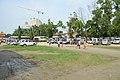 Bhagirathi Car Parking - Mayapur - Nadia 2017-08-15 2248.JPG