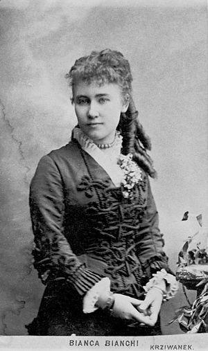 Bertha Schwarz - Bianca Bianchi