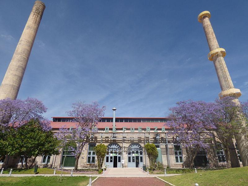 Archivo:Biblioteca Publica Central Centenario Bicentenario de Aguascalientes.JPG