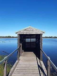 Beeliar Regional Park Regional park in Perth, Western Australia