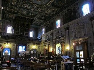 Bientina - Image: Bientina, Santa Maria Assunta, interno 08