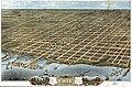 Bird's eye view of the city of Erie, Erie County, Pennsylvania 1870. LOC 73694523.jpg