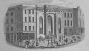 Birmingham Street Commissioners - The Market Hall