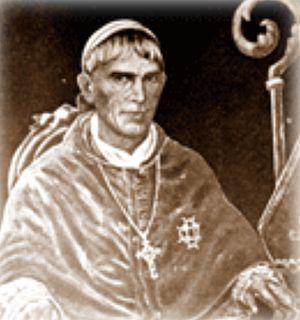 Colegio de San Ildefonso - Bishop Romualdo Jimeno