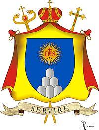 Biskup Lach Milan CoA.jpg