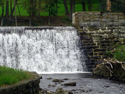 Blairstown Dam