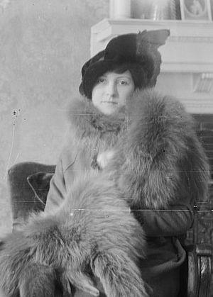 Blanca Errázuriz - c. 1910-1915
