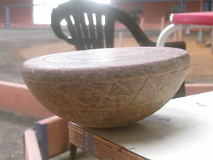 Basque bowls - A bola for León bowls
