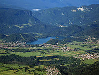 Blejsko jezero (Bled lake)